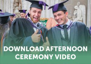 Graduation video_ afternoon