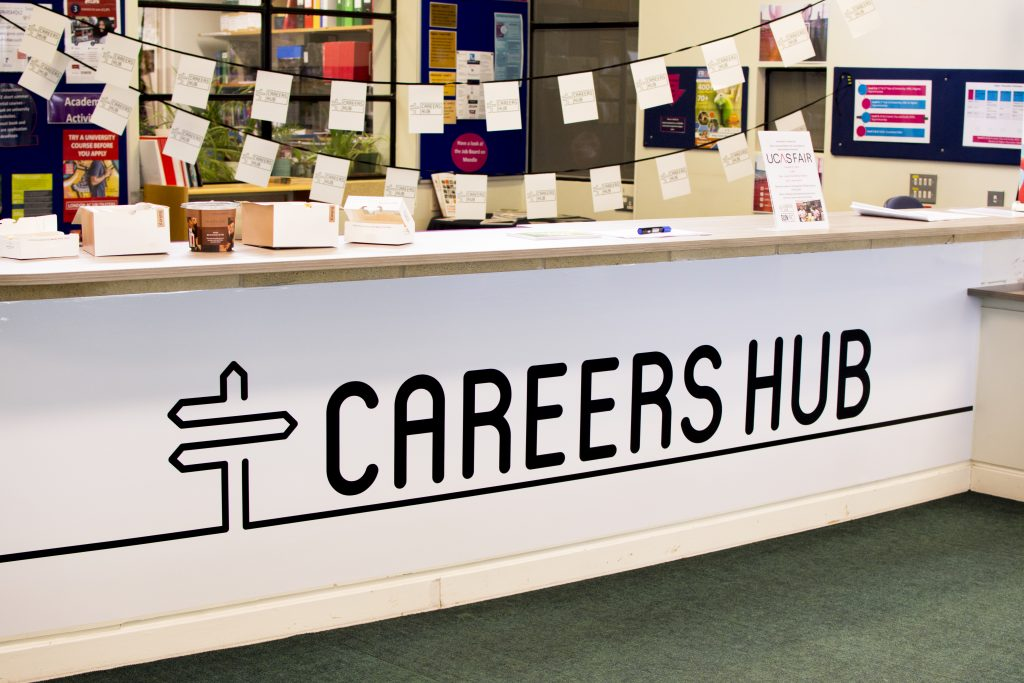 Sparsholt College officially launches its new Careers Hub